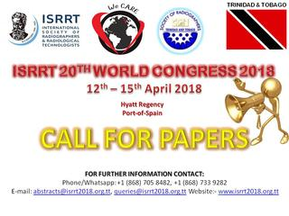 ISRRT Call For Papers